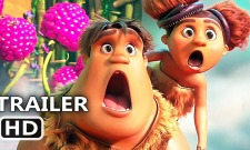 Watch: The Croods: A New Age Trailer Offers First Look At Stone Age Sequel