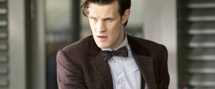 Former Doctor Who Star Thought Matt Smith Was Too Young For The Role