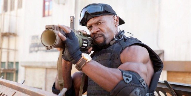 The Expendables Terry Crews