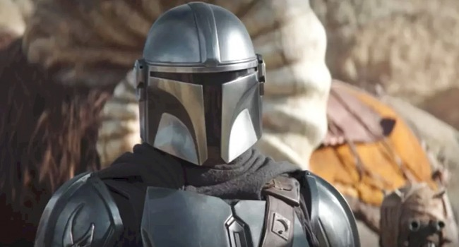 The Mandalorian Star Shares Awesome Poster With Gina Carano And Carl Weathers
