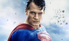 Justice League BTS Photo Reveals Henry Cavill's Mustachioed Superman