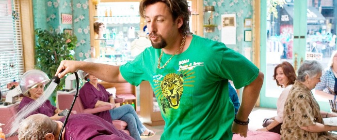 You Don't Mess With The Zohan 2 Reportedly In Early Development
