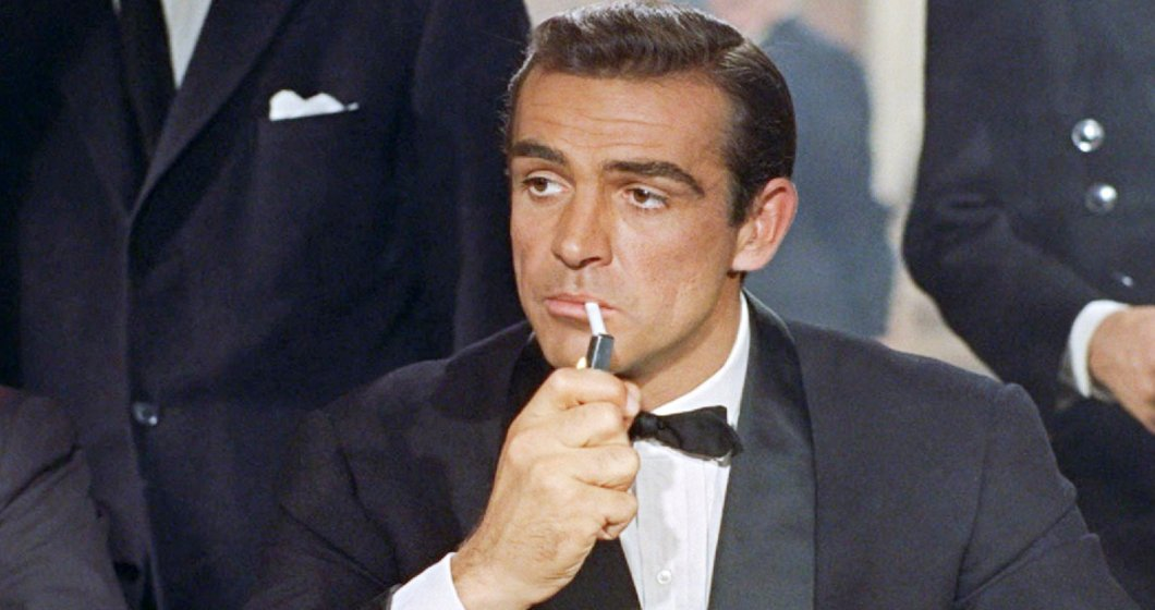James Bond Sean Connery