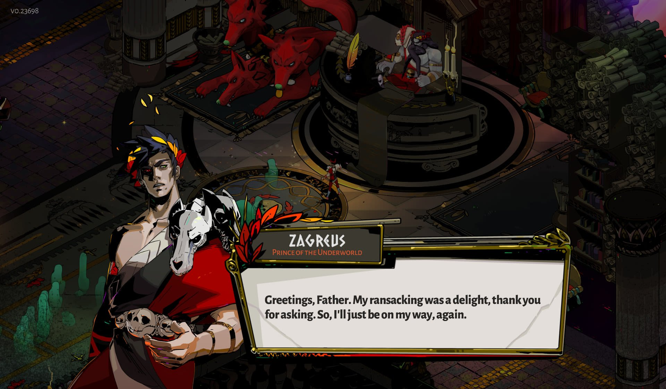 Hades Zagreus