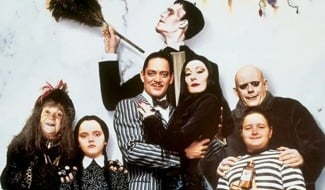 Tim Burton Developing Live-Action Addams Family TV Series
