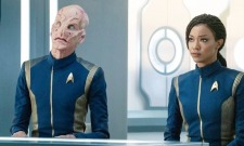The Crew Returns To Federation HQ In Star Trek: Discovery 3×05 Images