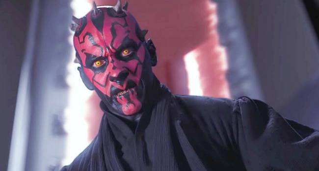 The Mandalorian Season 2's New Character Has A Connection To Darth Maul