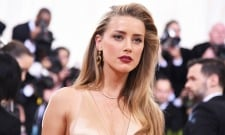 Amber Heard Teases Aquaman 2 Return With Mera BTS Photo
