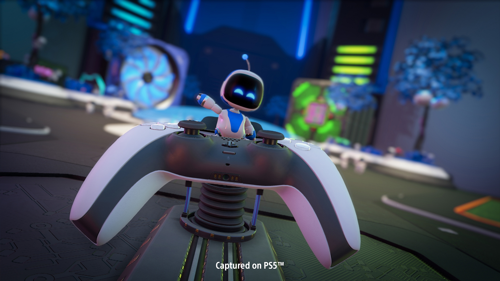 Astro's Playroom Bot