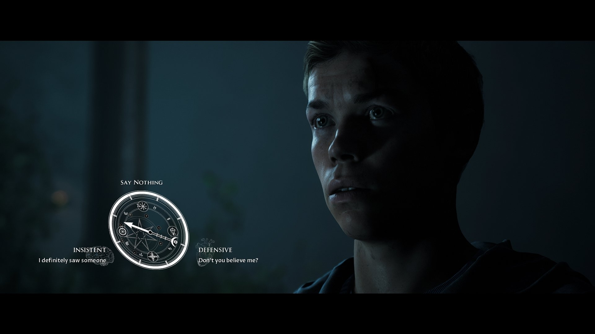 Dark Pictures Little Hope Dialogue Choices