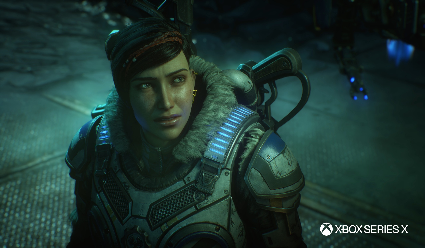 Gears of War 5 Xbox Series X