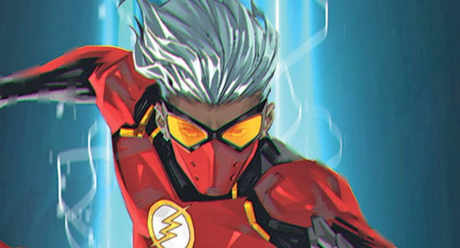 DC Comics Introducing Non-Binary AU Version Of The Flash Next Month