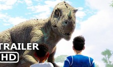 Watch: Jurassic World: Camp Cretaceous Season 2 Clip Teases T-Rex Action