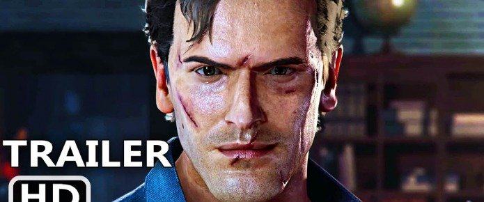 Watch: Groovy First Gameplay For Evil Dead: The Game
