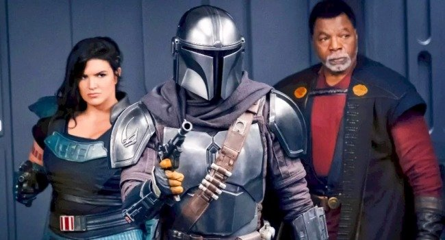 The Mandalorian's The First Non-Netflix Streaming Show To Top Ratings Charts