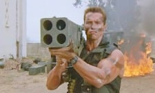 Arnold Schwarzenegger Reportedly In Talks For Commando Reboot