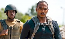 Netflix Users Are Loving Anthony Mackie's New Sci-Fi Movie