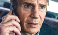 Liam Neeson Says He's Retiring From Action Movies Again