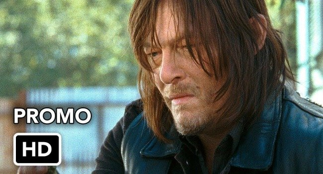 Watch: Daryl Searches For Rick In Promo For This Week's Walking Dead