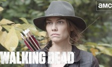 The Walking Dead's Lauren Cohan Says Negan's In Trouble Now That Maggie's Back