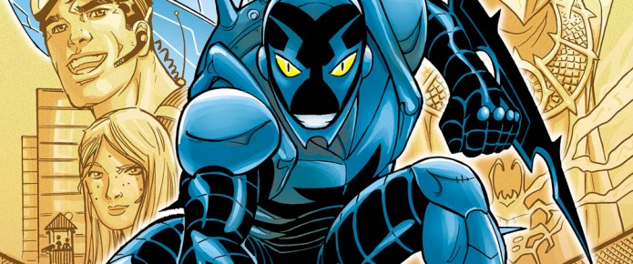 DC's Blue Beetle Movie Finally Moving Forward As New Director Joins