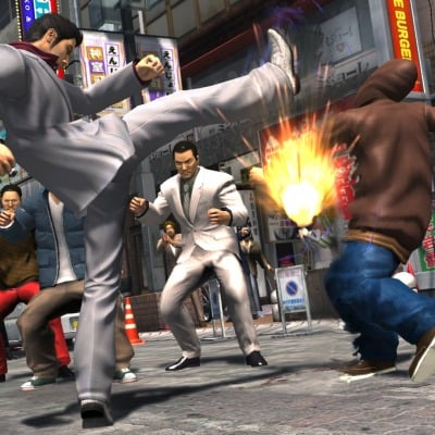 The Yakuza Remastered Collection Review