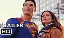 Watch: New Superman & Lois Promo Focuses On The Super-Sons