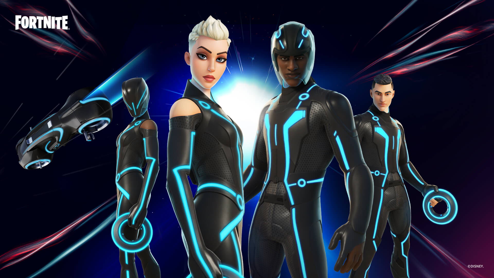 Are Hockey Skins Coming To Fortnite New Fortnite Shop Update Adds Tron Skins And More