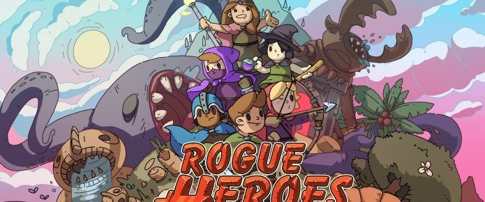 Rogue Heroes: Ruins Of Tasos Review