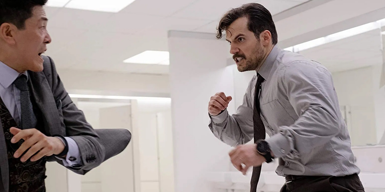 cavill mission impossible