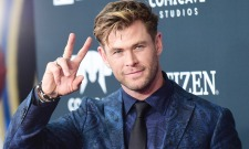 Chris Hemsworth Shares Selfie With Matt Damon Watching UFC