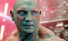 Dave Bautista Says His Guardians Of The Galaxy Makeup Is Traumatizing