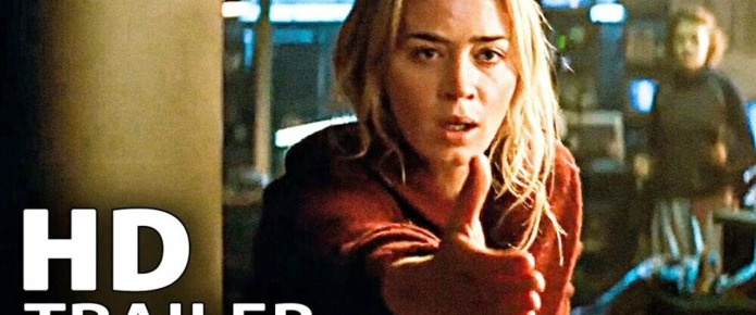 Watch: Everybody Runs In New Trailer For A Quiet Place Part II