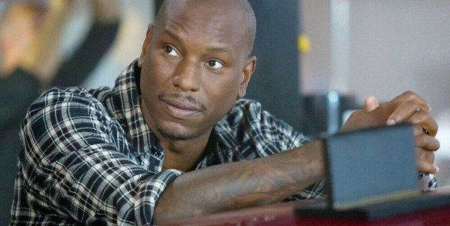 Tyrese Gibson Fast & Furious