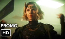 Watch: New Loki Promo Teases The Truth About Sylvie