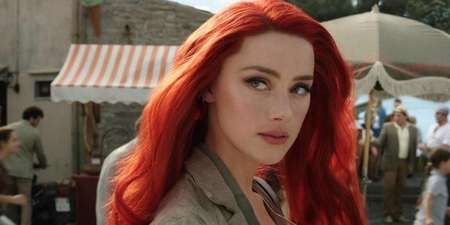 Amber Heard Will Reportedly Receive  Million For Aquaman 3