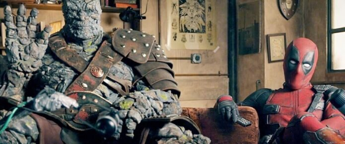 The Internet's Freaking Out Over That Hilarious Deadpool And Korg Promo