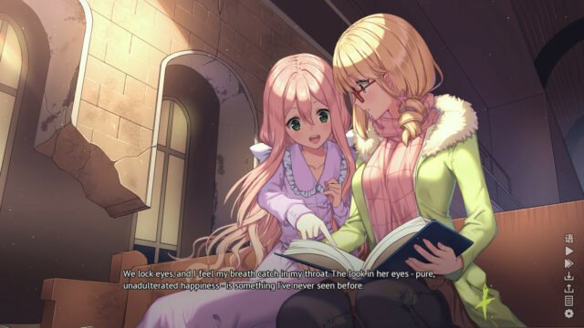 Heart of the Woods otome