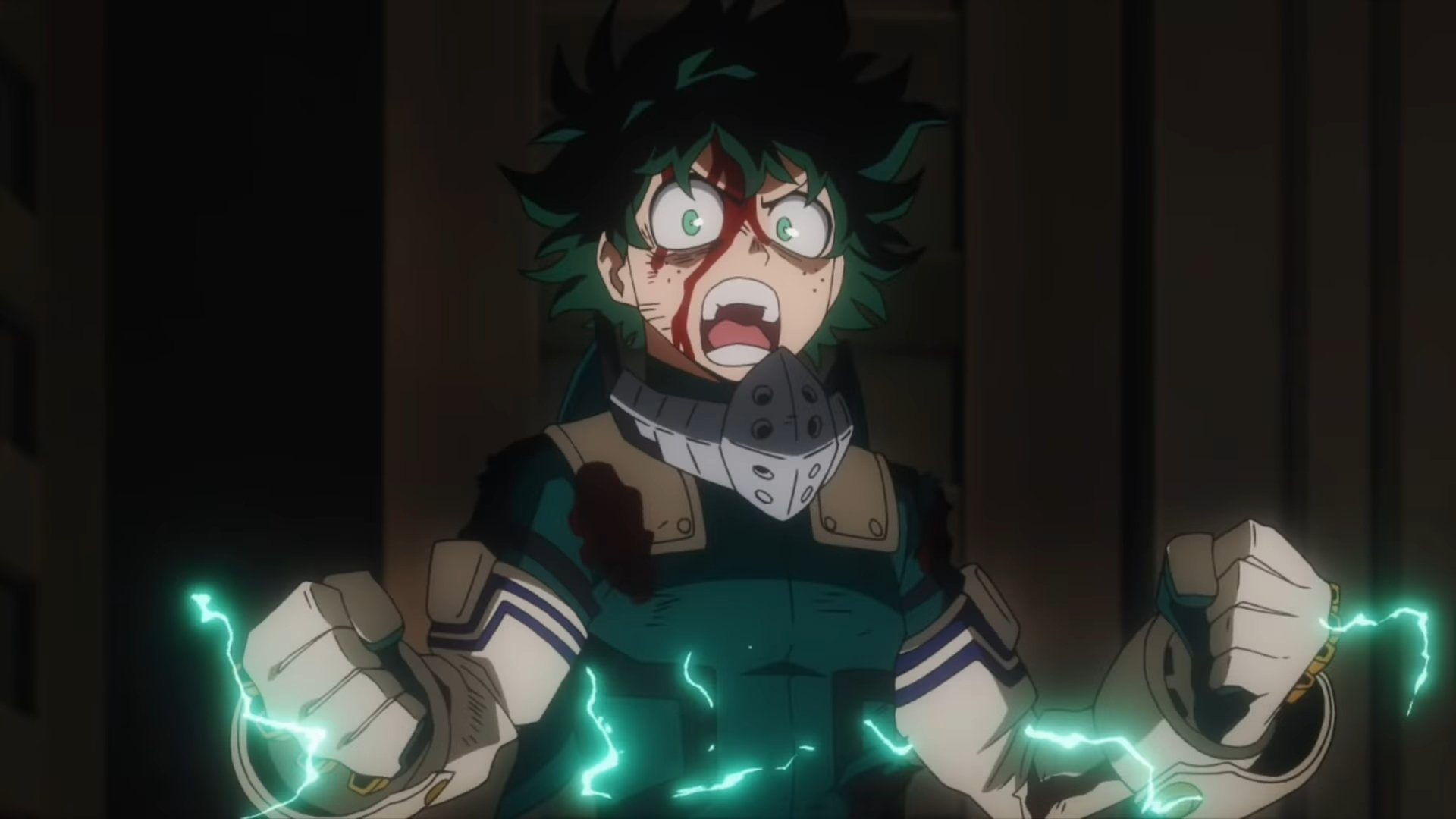 Deku Takes A Stand In New My Hero Academia World Heroes Mission Trailer We Got This Covered