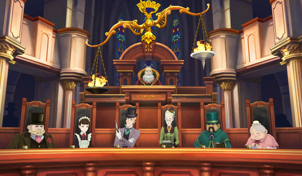 Summation Examination Ace Attorney