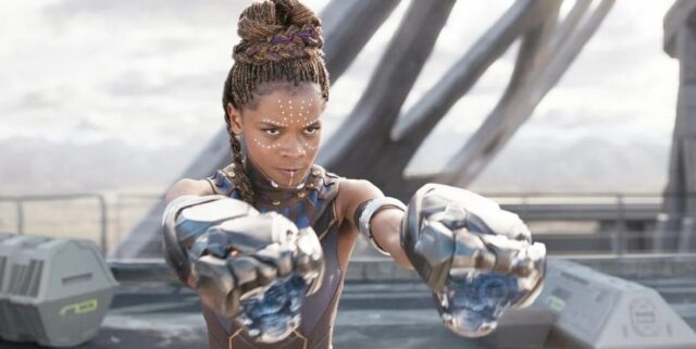 Letitia Wright Responds To Rumors Of Antivax Support