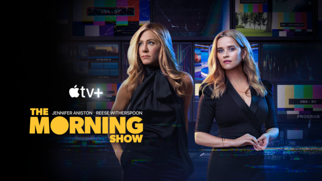 the morning show apple tv +