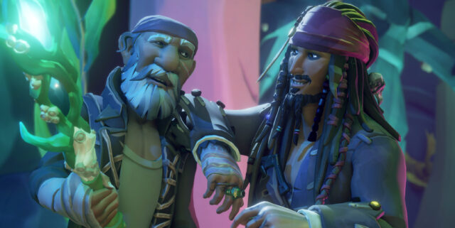 Sea of Thieves Crossplay