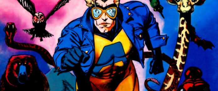 Animal Man Movie Reportedly In the Works