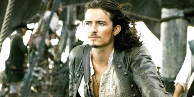 will turner pirates of the caribbean