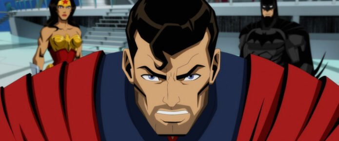 Where To Watch DC's Animated Injustice Movie