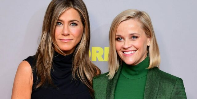 Jennifer Anniston and Reese Witherspoon Comment Cancel culture, fake news and friendship