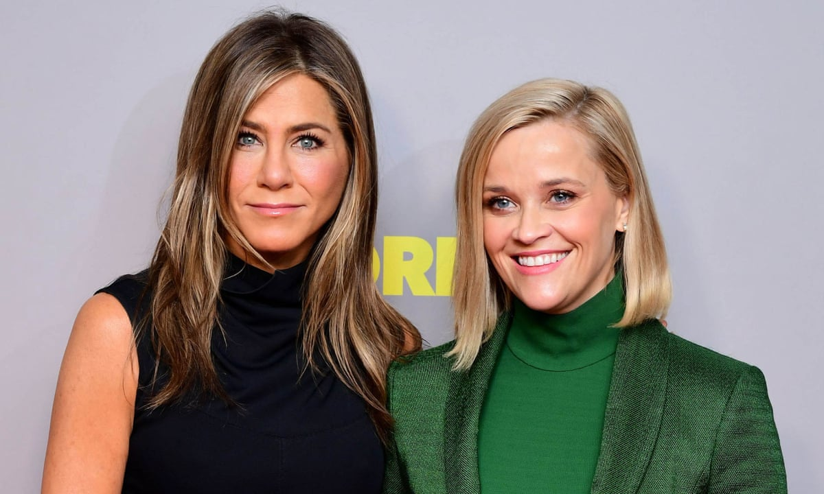 Jennifer Anniston And Reese Witherspoon Comment On Cancel Culture, Fake News, And Friendship
