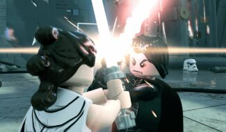 Disney Says New Lego Star Wars Game Coming Next Month