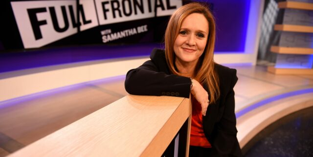Samantha Bee Says She Wants To Host 'Jeopardy!' Before Telling Texas Republicans To 'F-ck Off'